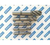 Фреза концевая 10х40х125 z=4 к/х Р6М5 КМ1 удлиненная фото